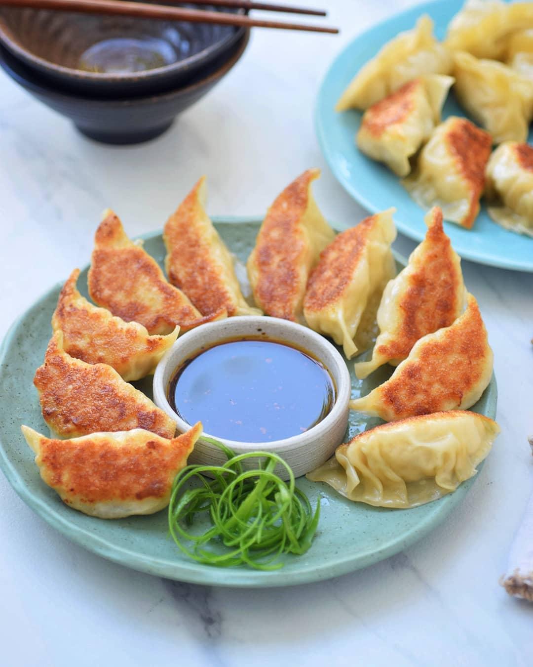 Gyoza Pan Fried Dumpling