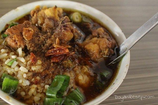 Resep Nasi Grombyang Khas Pemalang