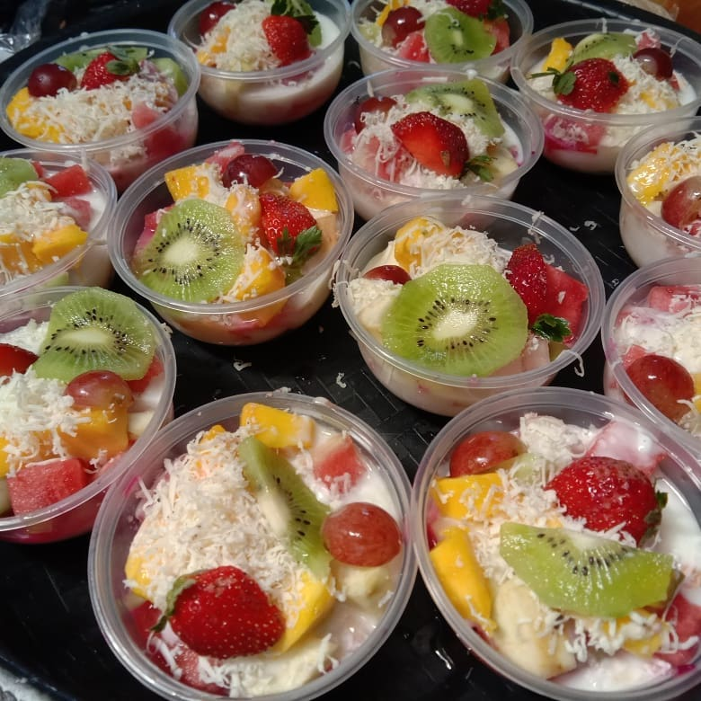 Resep Salad Buah Segar