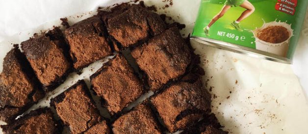 Resep Brownies Kukus Milo Keju Tanpa Mixer Lembut Super Nyoklat