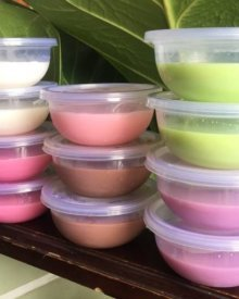 2 Resep Silky Puding Puyo Lava Lumer Selembut Sutra