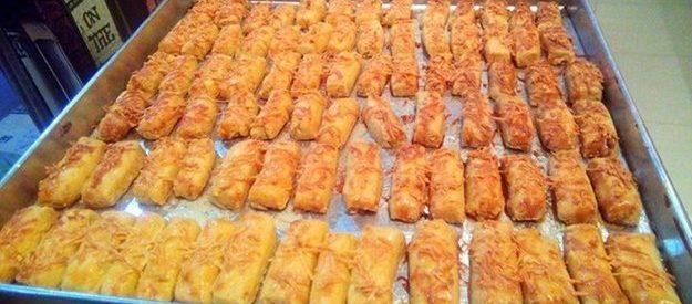 Resep Kue Kering Kastengel Keju Kraft Renyah Gurih
