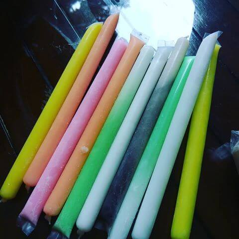 Resep Es Susu Pensil Pop Ice