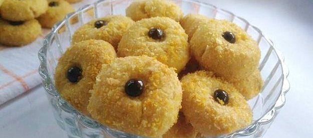 Resep Kue Kering Janda Genit (Cookies Monde) KW Tanpa Telur