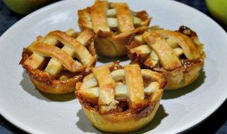 resep apple pie mini
