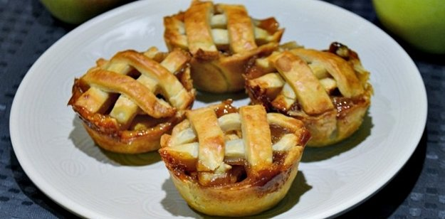 Resep Apple Pie Mini