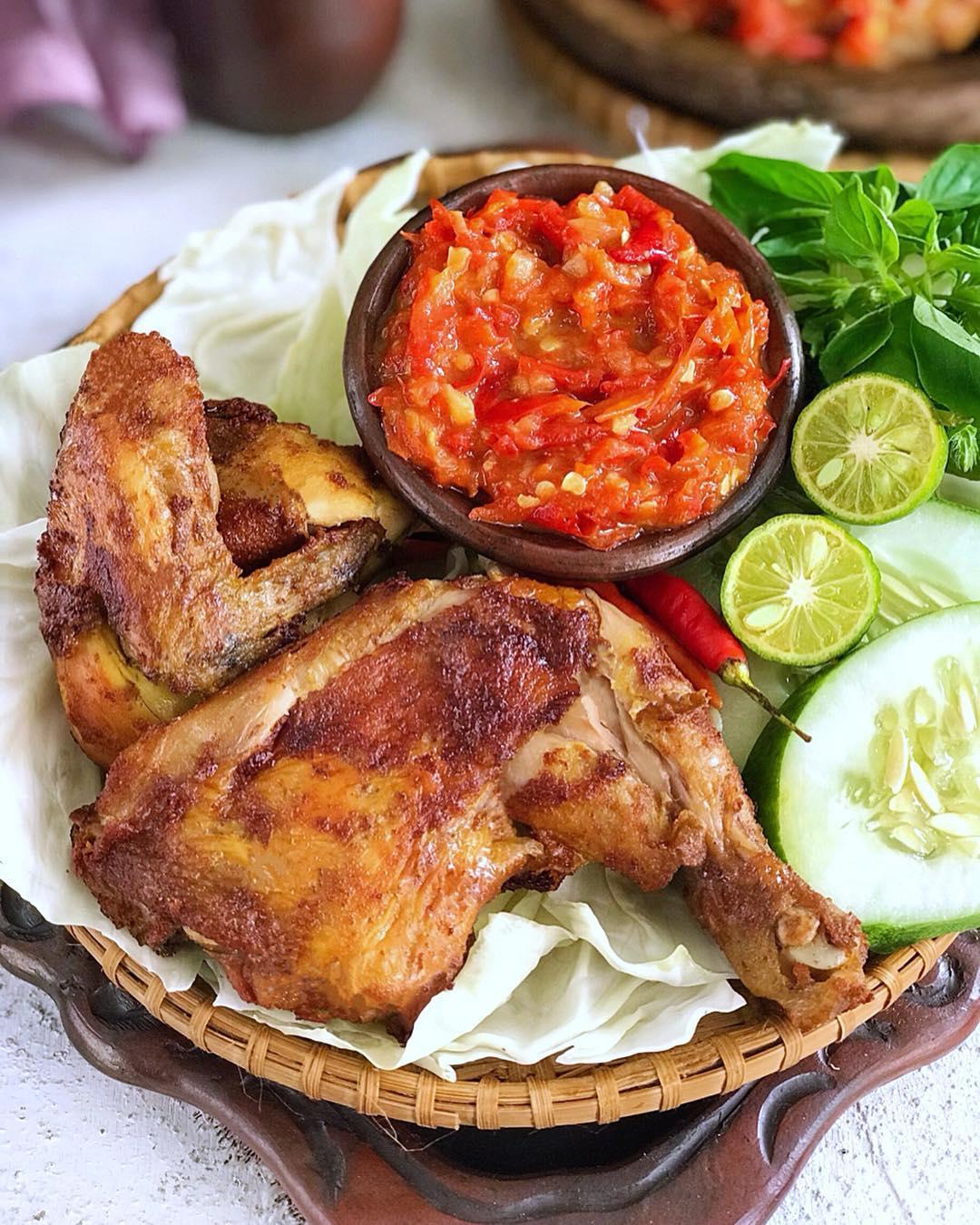 Resep Ayam Goreng Bumbu