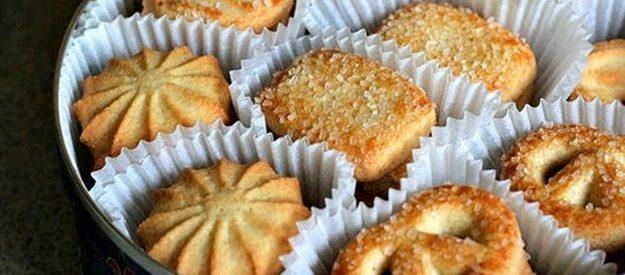 Resep Butter Cookies ala Monde Renyah Gurih