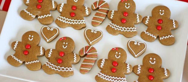 Resep kue jahe (Gingerbread) : Kue Rempah Renyah