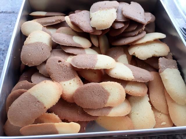 Resep Kue Kering Lidah Kucing Coklat Keju