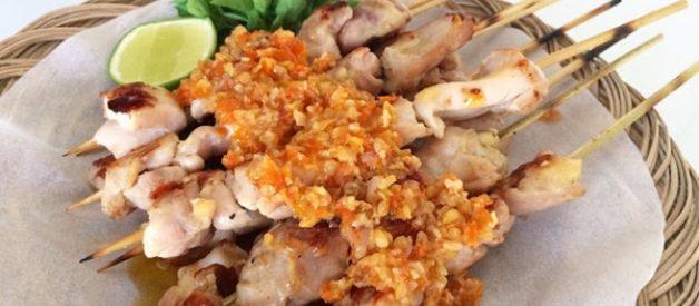 Rahasia Lezatnya Resep Sate Taichan Ayam a la Abang Senayan