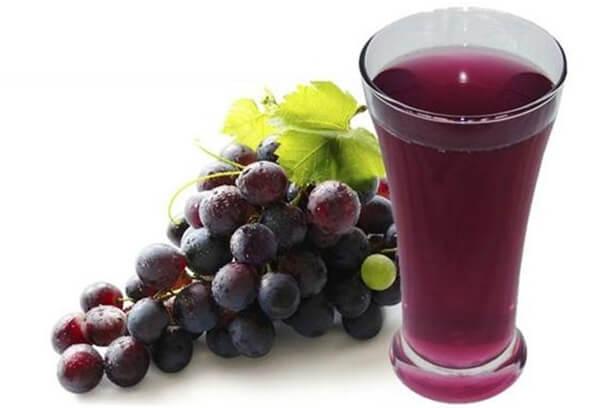 Resep Jus Terapi Anggur Pir Jeruk Untuk Asam Urat