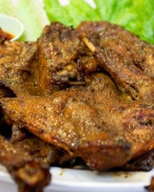 Resep Ayam Bekakak Khas Sunda (Ayam Bakar Bumbu Santan Pedas Manis Gurih)
