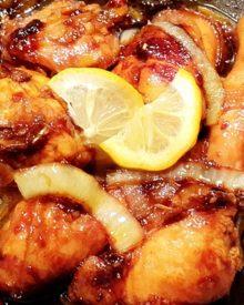 Resep Ayam Goreng Saus Mentega Enak Praktis