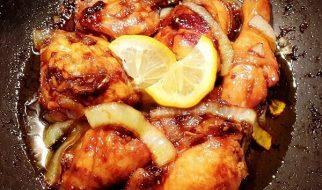resep ayam goreng saus mentega
