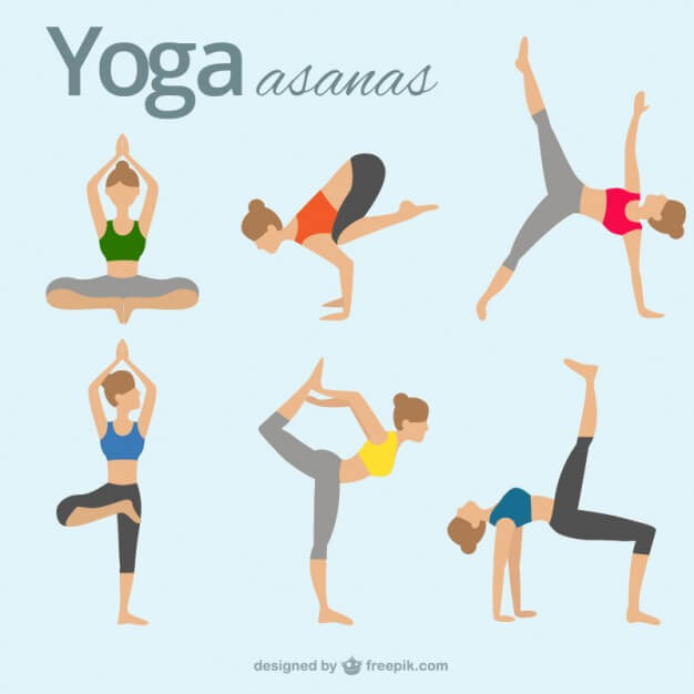 pose yoga asanas diet gm
