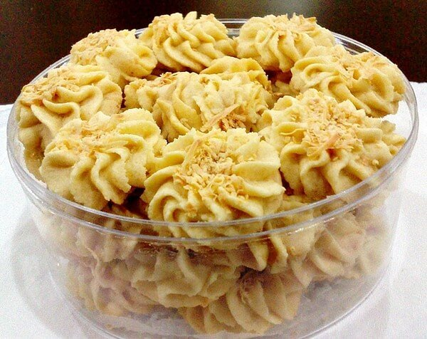Resep Kue Bapel Ncc: Resep Kue Kering Semprit Sagu Keju Renyah Gurih