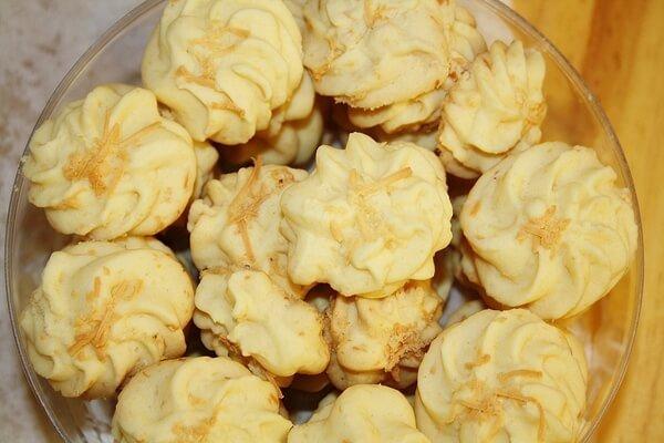 Resep Kue Kering Semprit Sagu Keju