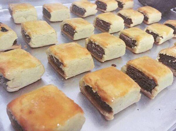 Resep Wafer Cookies Nastar Keju Isi Wafer Selamat