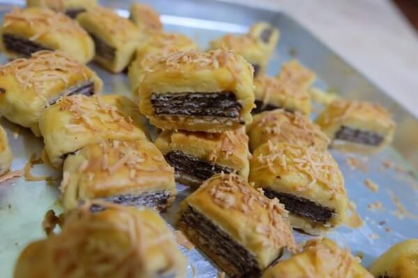 Resep Wafer Cookies