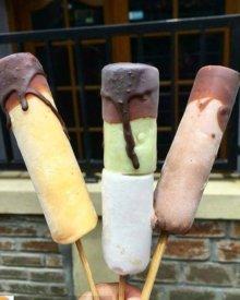 4 Resep Es Potong Jadul Lembut Aneka Rasa