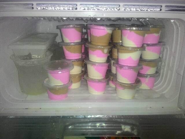 resep es krim homemade untuk jualan