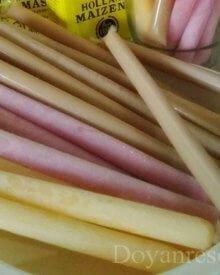 Resep Es Susu Pensil Pisang (Banana Milk)
