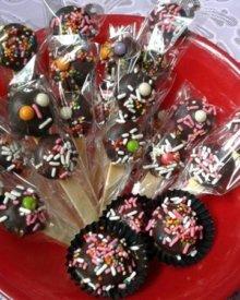 Resep Egg Drops Coklat (Biskuit Lapis Coklat) Jajanan Kids Jaman Now