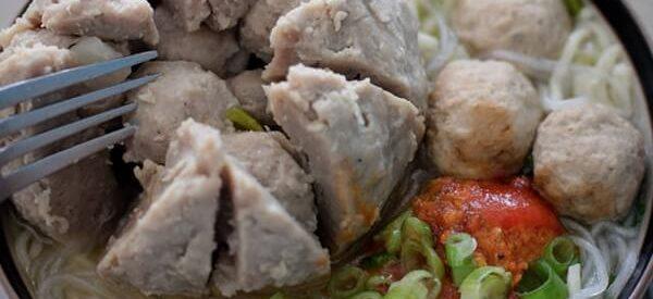 Resep Bakso Beranak Daging Sapi dan Cara Membuatnya