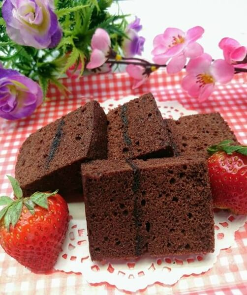 resep brownies chocolatos kukus