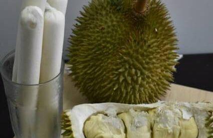 Resep Es Lilin Durian Bandung Kekinian Cukup 6 Bahan