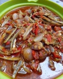 Resep Sambal Bawang Teri Pedas Yang Viral di Grup Masakan