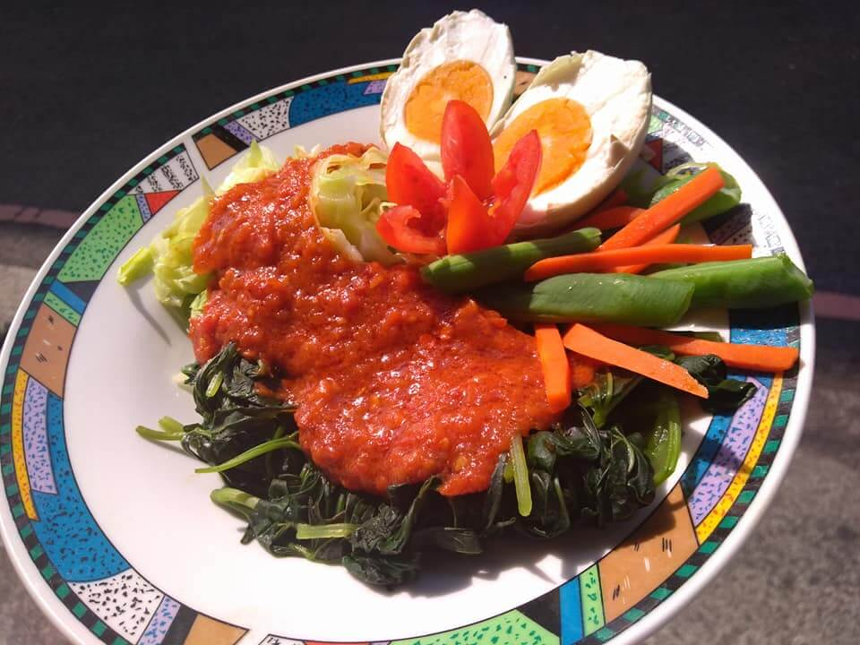 Aneka Makanan Pembakar Lemak Efektif