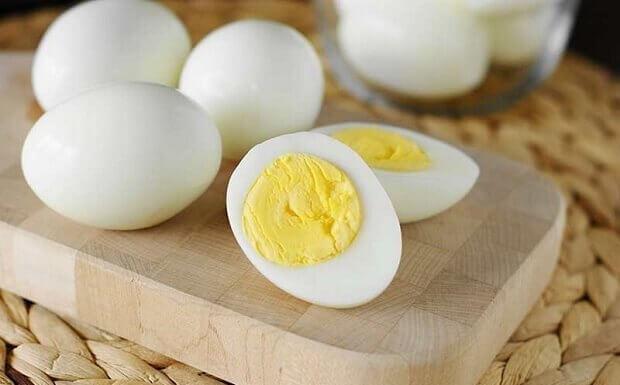 telur rebus untuk diet debm