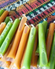 Resep Es Lilin Susu Green Tea Matcha dan Thai Tea Untuk di Jual 1000-an
