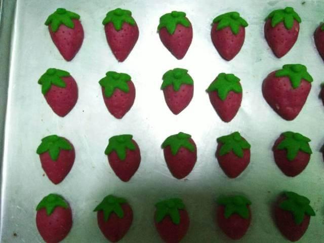 nastar srawberry