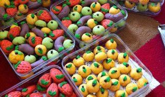 resep nastar bentuk buah