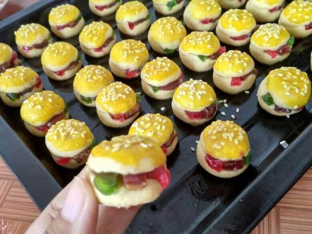 resep nastar burger