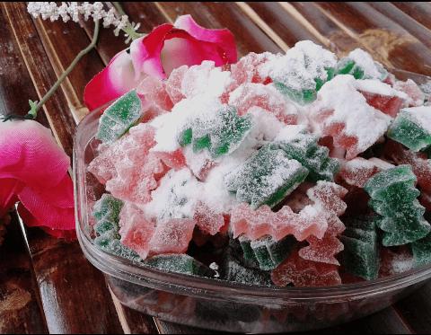 permen jelly salju