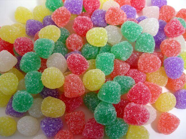 permen jelly agar agar
