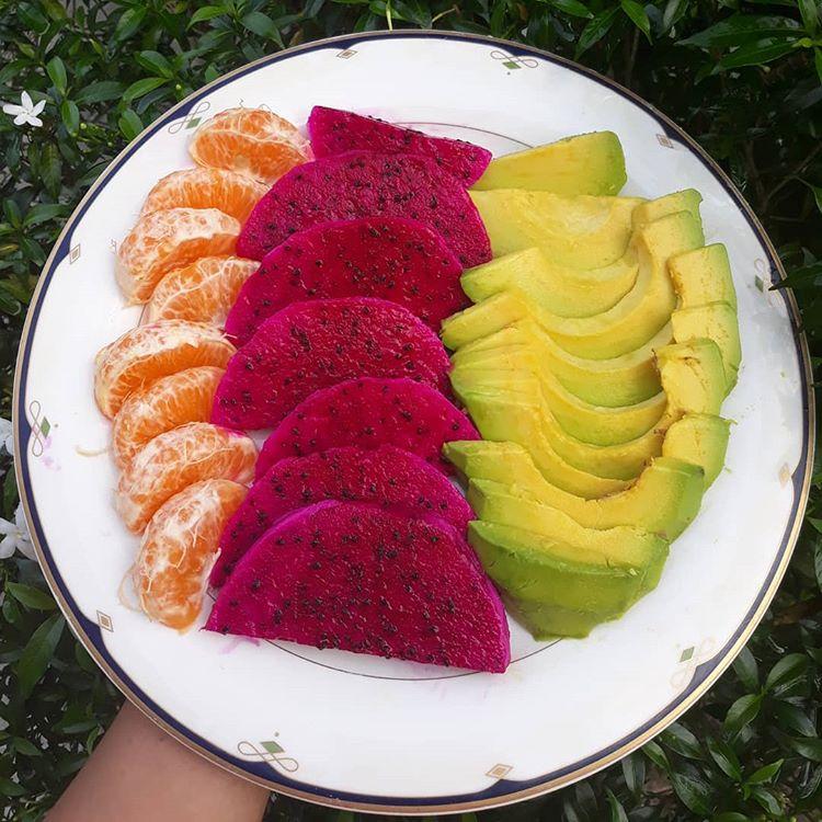 potongan buah
