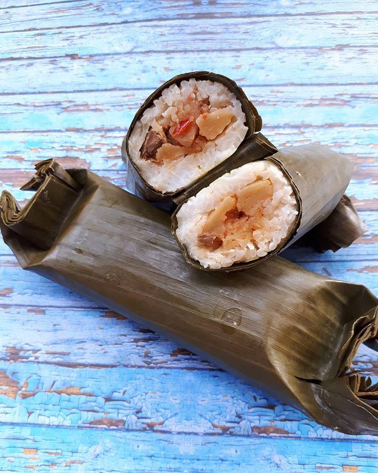 arem arem sambal goreng ati kentang