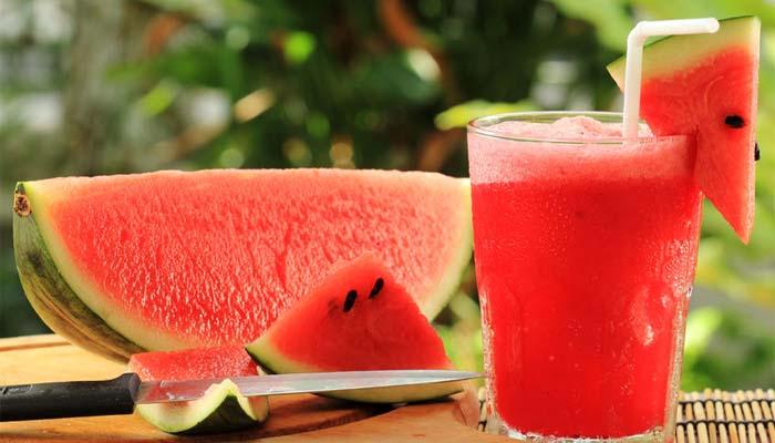 resep diet detox semangka