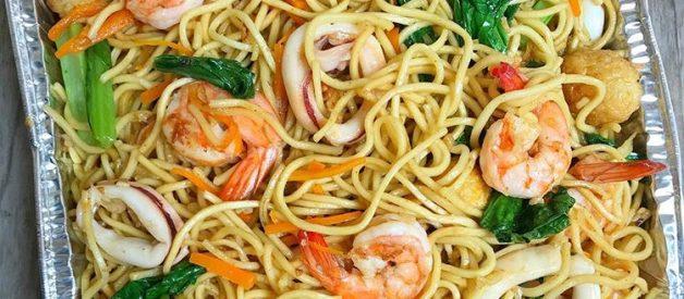 Resep Mie Goreng Panjang Umur Seafood Untuk Ulang Tahun