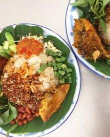 Resep Nasi Ulam Betawi Basah Berkuah Komplit