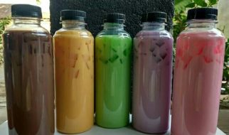 resep minuman susu jelly pop ice