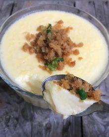 Resep Tim Telur Daging Kukus (Steam Egg) Halus dan Lembut