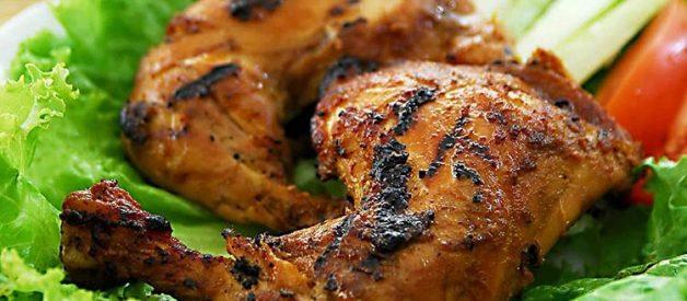Cara Membuat Ayam Bakar Kecap Teflon Super Praktis