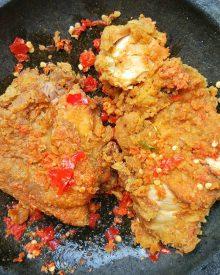 Cara Membuat Ayam Geprek Sambal Bawang Enak Praktis