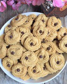 Cara Membuat Kue Kering Kopi (Coffe Cookies)